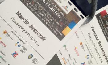 Pracownicy.info na sympozjum na temat zatrudniania pracowników z Ukrainy